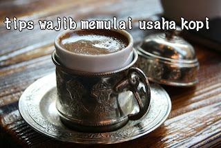 usaha warung kopi beserta tipsnya