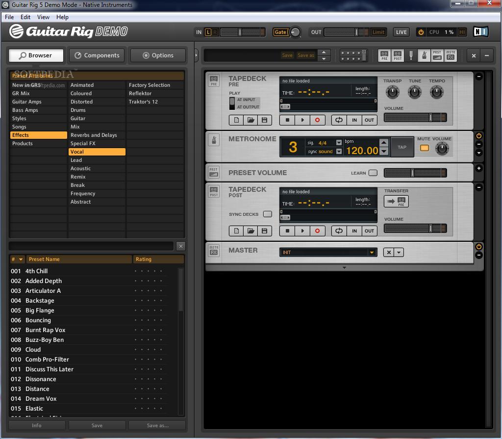 guitar rig 5 download full