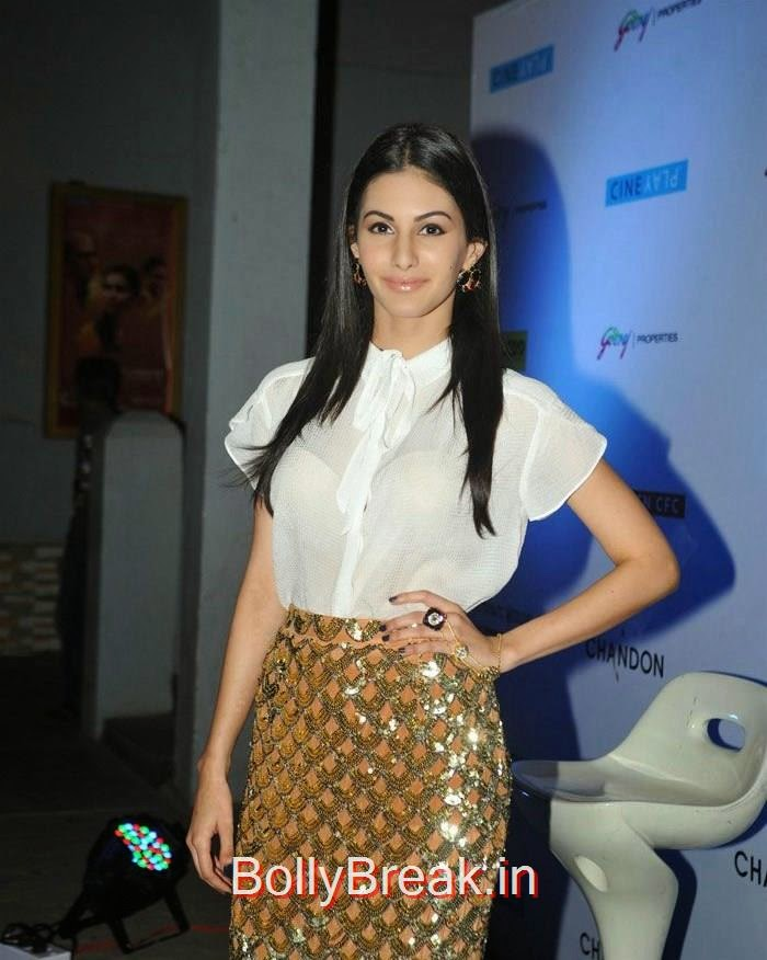 Amyra Dastur, Amyra Dastur, Tara Sharma Hot Images at CinePlay Festival Act Opening
