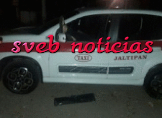 Ejecutan a taxista en Jaltipan Veracruz