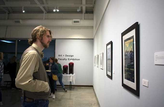 Wisconsin gallery exhibits artwork by 23 artists responding to a verse from Hindu Upanishads