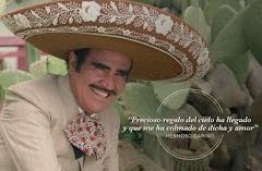 Vicente Fernández se estrena como bisabuelo