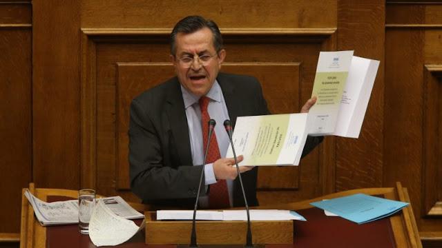 Ν. Νικολόπουλος: Έχουν πληρώσει ή εκπέμπουν τζάμπα η Vodafone TV και η Wind TV;