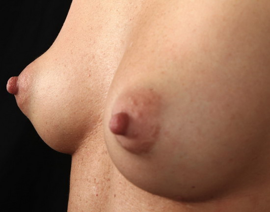 Puffy Nipples Close Up