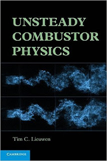 Unsteady Combustor Physics 1st edition by Lieuwen, Tim C. (2012)