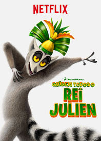 Saúdem Todos o Rei Julien Dublado Online