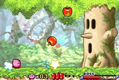 Kirby - the new adventure (pc browser game) (video number 3,800.