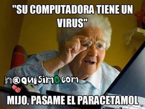 Virus abuelita