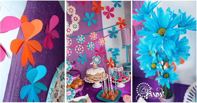 peace party decor ideas
