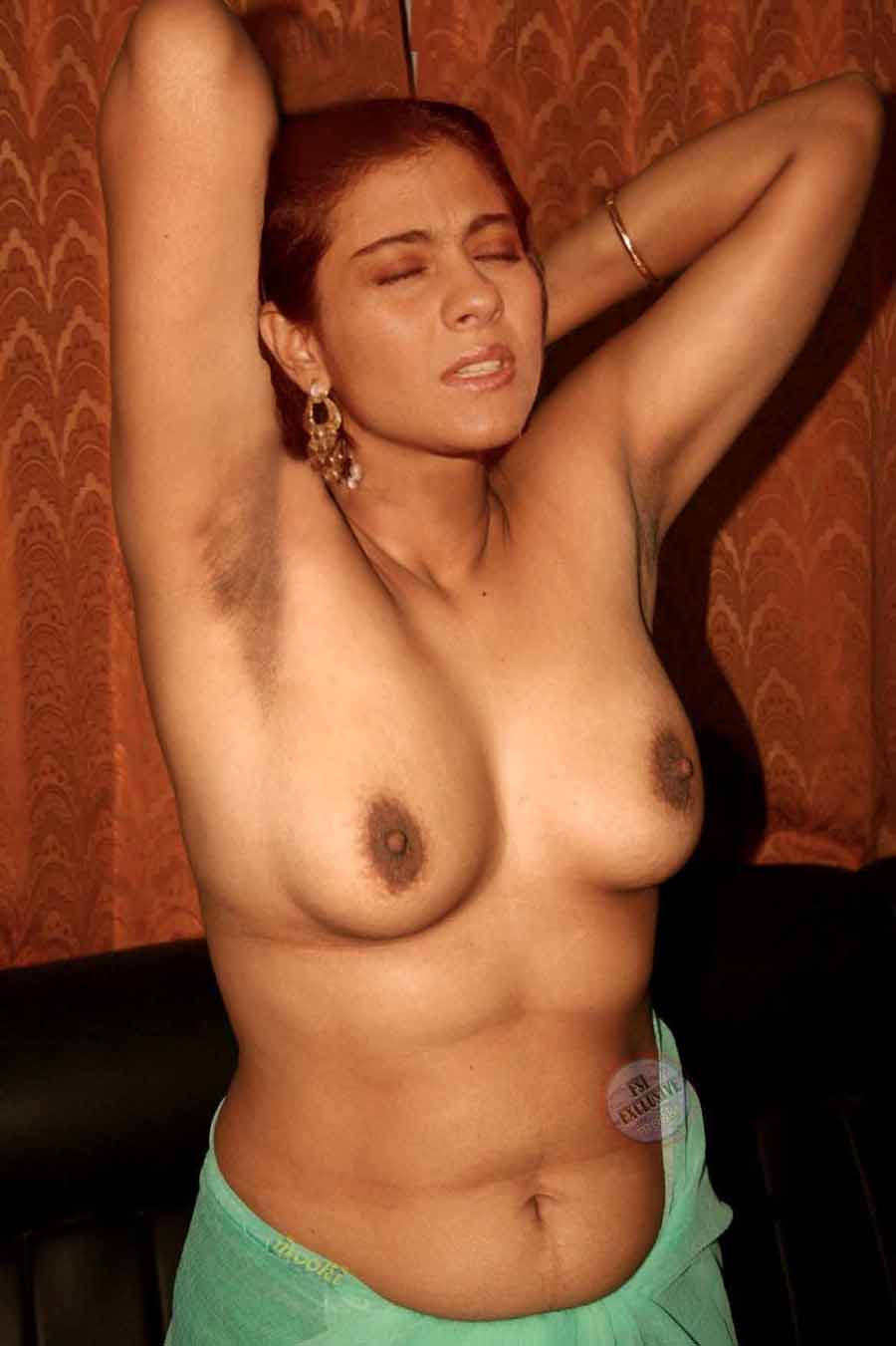 Kajol the porn star can