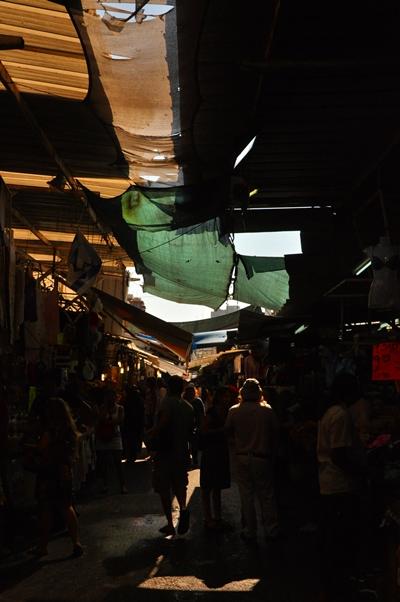 Tel Aviv Bazar