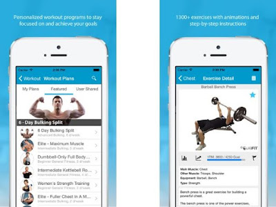10 Best Free Workout Apps for Android in 2018 (Fitness Workout Apps) 2