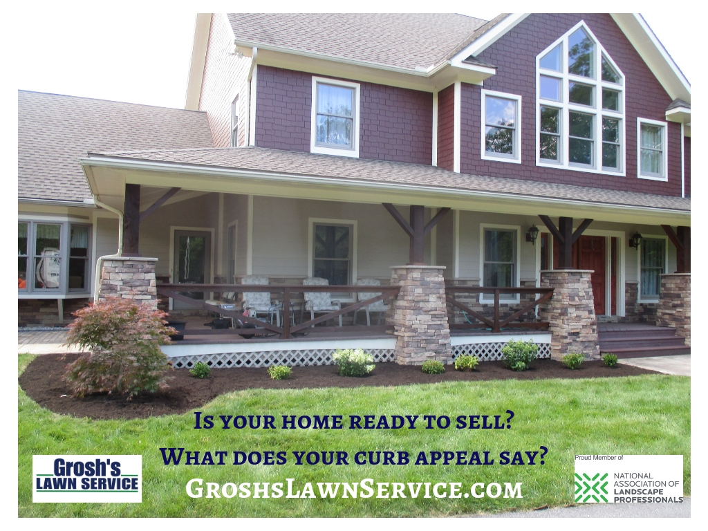 Groshs Lawn Service: Home For Sale Hagerstown MD Landscaping