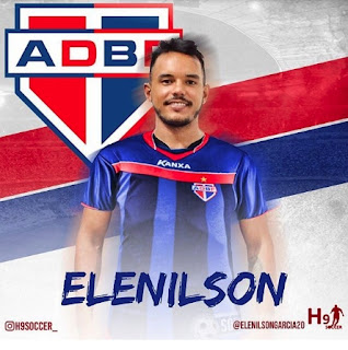 Meio-campista Elenilson
