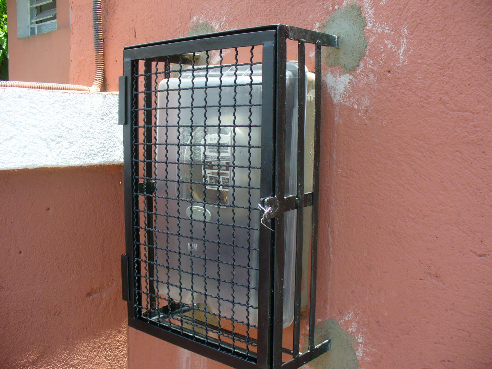 019b9bf152a Grade para medidor de energia e disjuntores