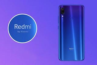 Redmi Note 7 dan logo baru Redmi. - Foto: Redmi