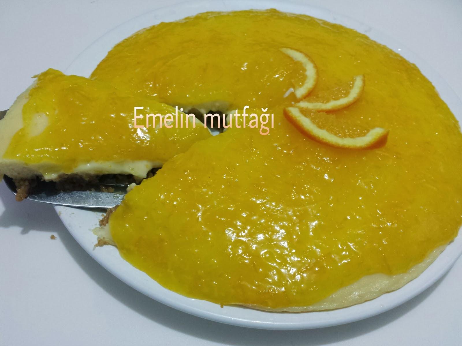 PORTAKALLI CHEESE CAKE