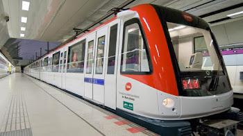 Transporte público en Barcelona: Tren y autobuses