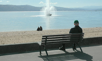 lonely man sitting on bench sea view , Ways to Break Free From Addiction to Unhealthy Relationships