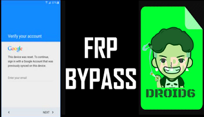 FRP Bypass Apk 2018 Latest Version 100% Working