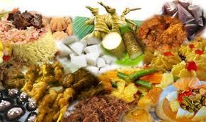 sajian resep makanan hari lebaran yang terampil