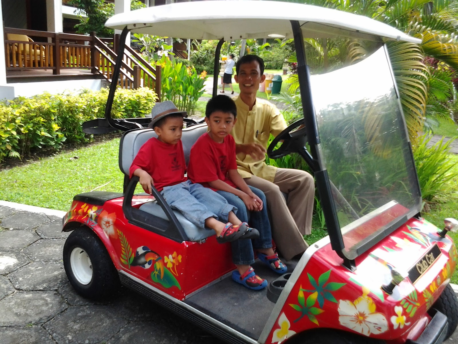 Lisa & Firy Family: Visit Lombok - Gili Trawangan 2012