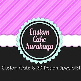 Custom Cake Surabaya