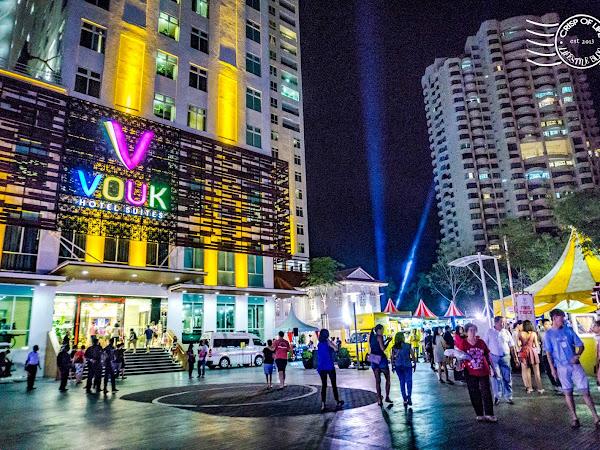 Food Truck Carnival @ Vouk Hotel Suites, Georgetown, Penang