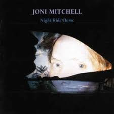 listening to joni: #14: night ride home