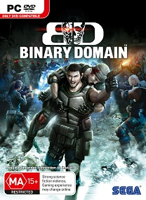 Free Download Binary Domain Collection PC Game
