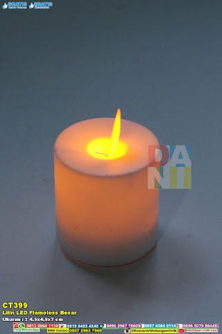 Lilin LED Flameless Besar