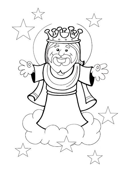 La Catequesis (El blog de Sandra): Recursos catequesis Cristo Rey ...