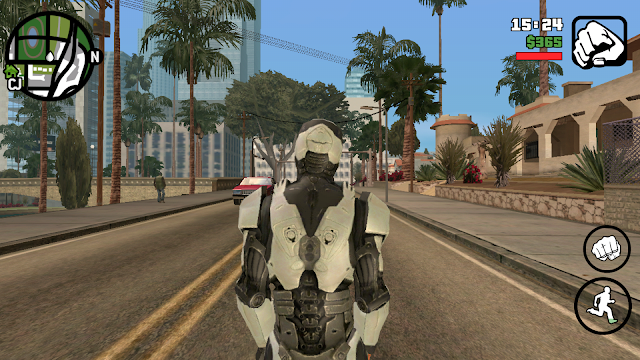 Robocop 2014 Skin For GTA San Andreas Android Download best mod skin robocop 2014 2016 mod download