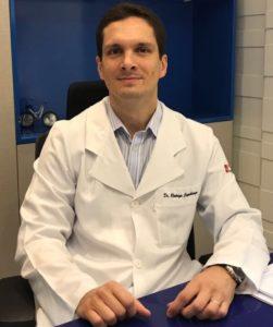 O médico angiologista Rodrigo Capobiango Braga morre em queda de helicóptero