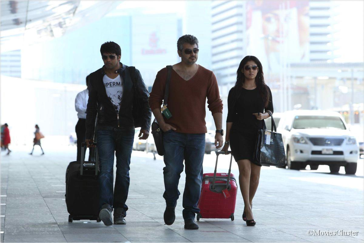 Ajith's Aarambam Movie Latest Unseen stills - Movies Cluster
