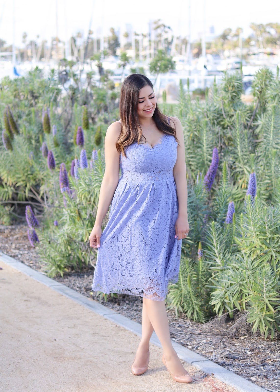 what to wear to a wedding in san diego, san diego fashion blogger goes to wedding