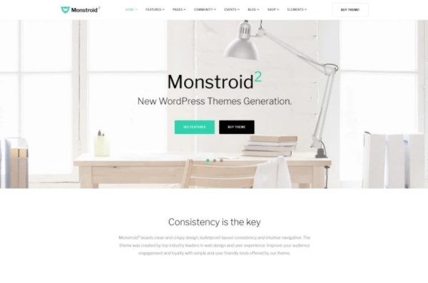 TemplateMonster monstroid2