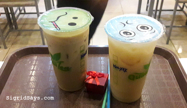 Qualitea - Bacolod love story - Bacolod restaurants