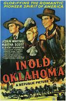 Portada película En el viejo Oklahoma