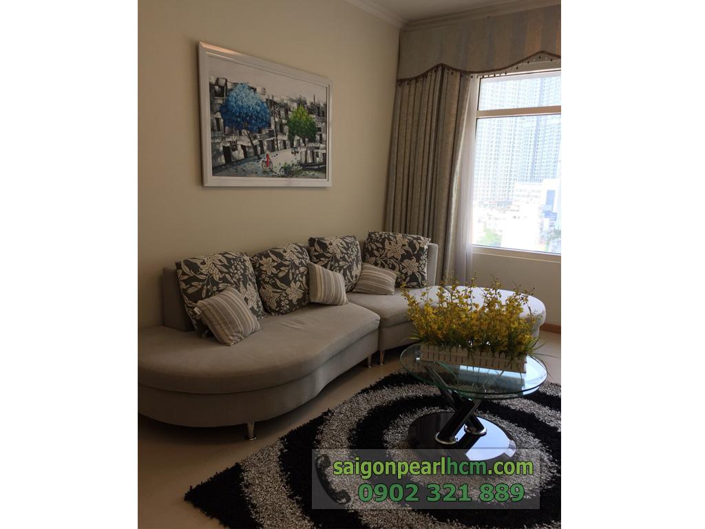 Bán Saigon Pearl Topaz 2 phòng ngủ có sổ hồng - hình 5