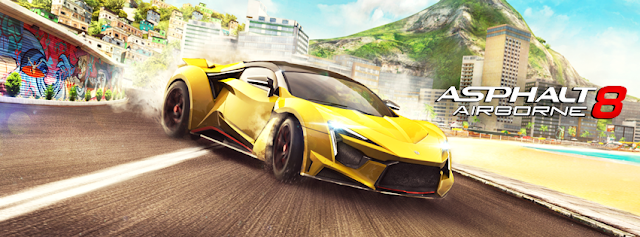 Download Asphalt 8 Airborne Mod v2.8.0n Apk + Data