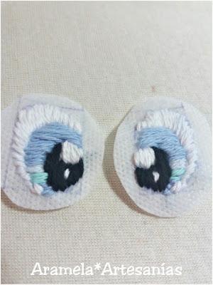 amigurumis ojos bordados 7