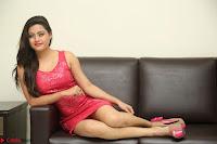 Shipra Gaur in Pink Short Micro Mini Tight Dress ~  Exclusive 016.JPG