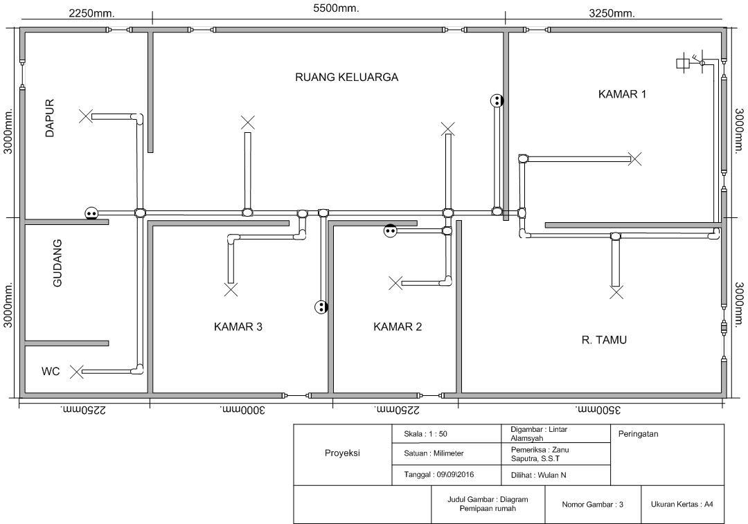 Instalasi listrik diagram pemipaan diagram pemipaan ccuart Images