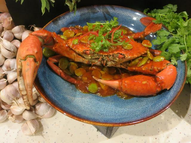 petai crab