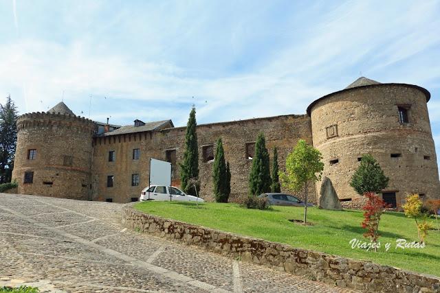 Castillo-Palacio de los marqueses de Villafranca del Bierzo