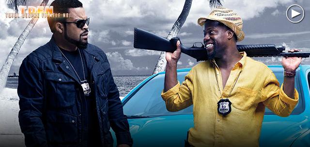 Comedia Ride Along 2, readuce în centrul acţiunii, acelaşi cuplu dinamic: Kevin Hart şi Ice Cube