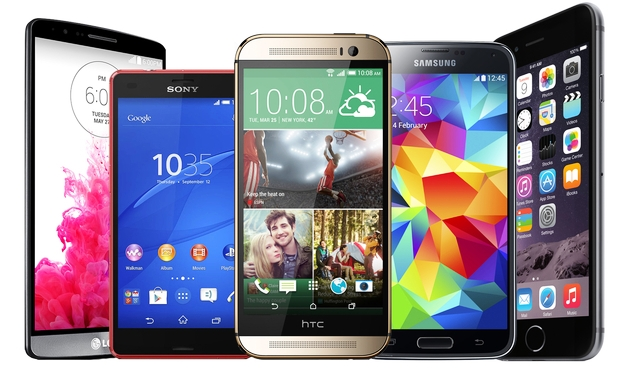 Top 10 smartphone comparison