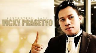 Lirik Lagu Vicky Prasetyo Kamu Bohong (Retorika Cinta)