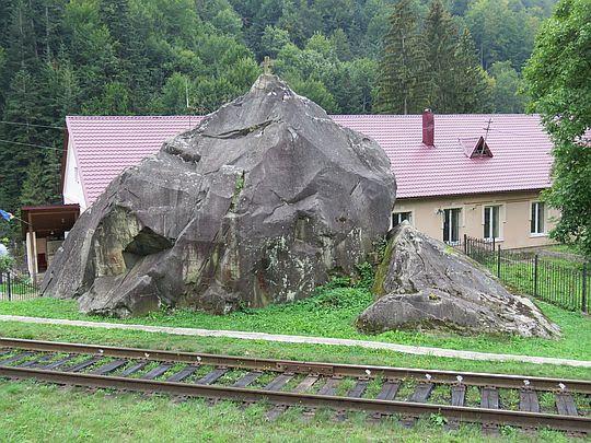 Kamień Dowbusza.